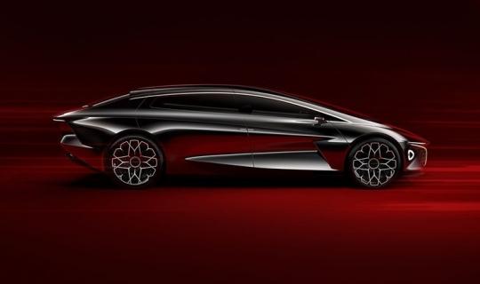 Aston Martin'den Çift Motorlu Elektrikli Otomobil!