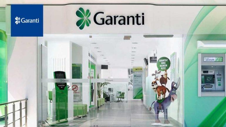 Garanti Bankası Gişe Asistanı Personel Alımı Yapacak