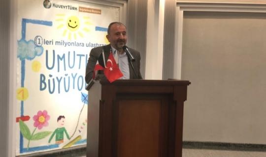 Kuveyt Türk Kanserli Çocuklara Destek Oluyor