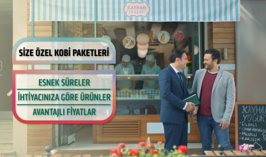 Kuveyt Türk Kobilere Özel Çözümler Sunuyor
