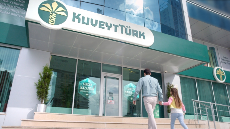 Kuveyt Türk Tıbbi Araştırma Merkezine Destek Veriyor