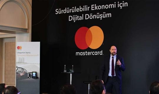 Mastercard Ülke Ekonomisine Dinamizm Katan Projelerini Paylaştı