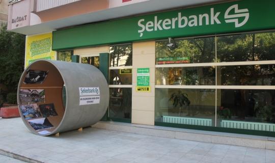 Şekerbank Ramazan'da Esnafı Unutmadı