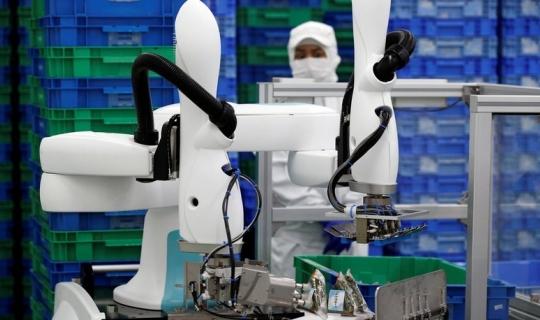 Üretim Sürecinde Cobotlar Kullanılacak!