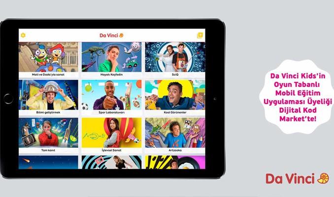 is-bankasi-da-vinci-kids-uygulamasi-ile-cocuklara-ucretsiz-egitim