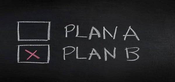 Çalışma Hayatında Neden B Planı Yapmalısınız?