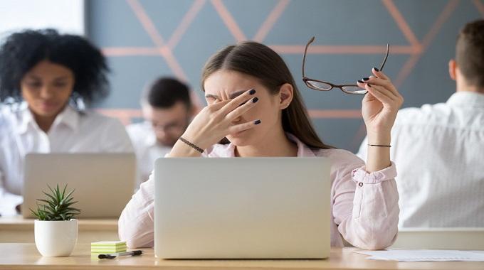 Çalışanların En Büyük Sorunu Kronik Yorgunluk!