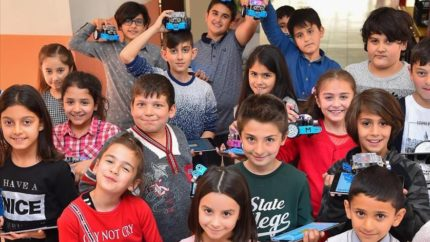 Garanti Bankası Çocuklara Kodlama Öğretmeyi Sürdürüyor!