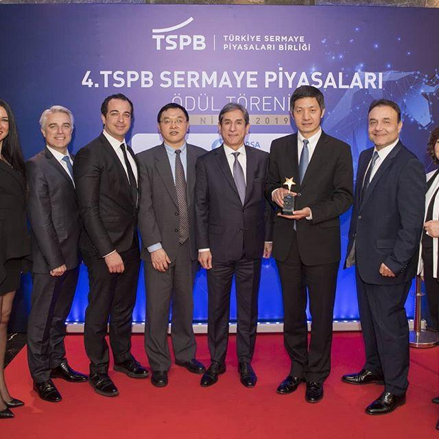 Photo of ICBC Turkey Liderlik Ödülünün Sahibi Oldu!