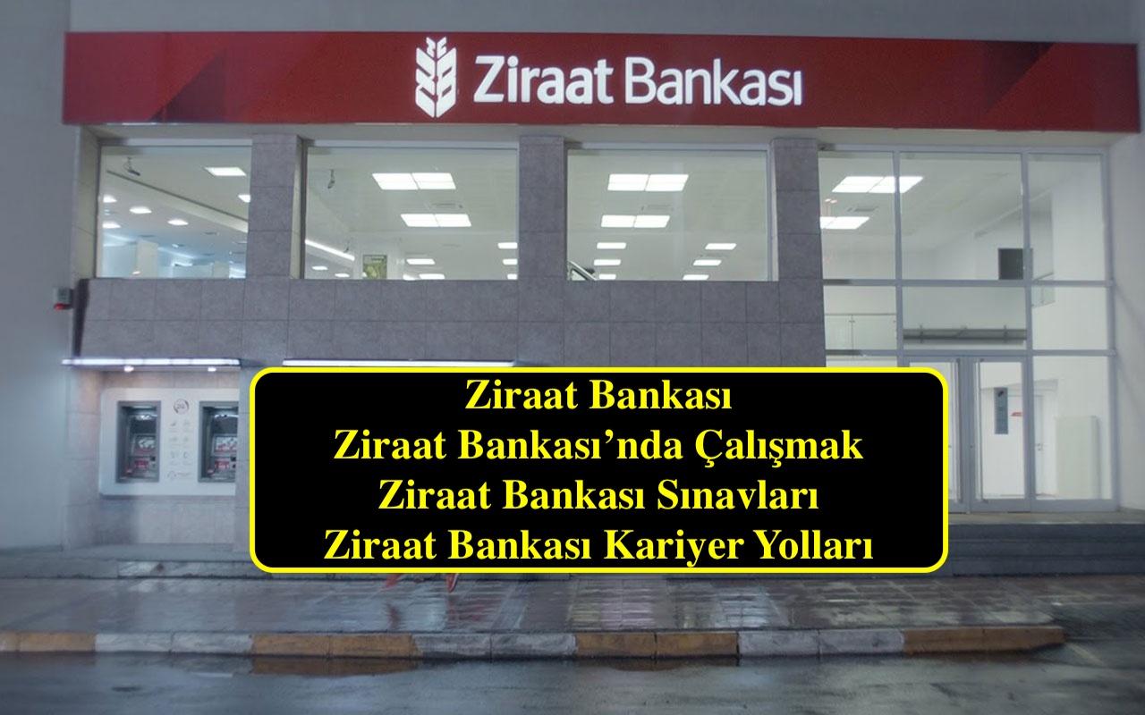 Photo of Ziraat Bankası, Ziraat Bankası'nda Çalışmak, Ziraat Bankası Sınavları ve Kariyer Yolları