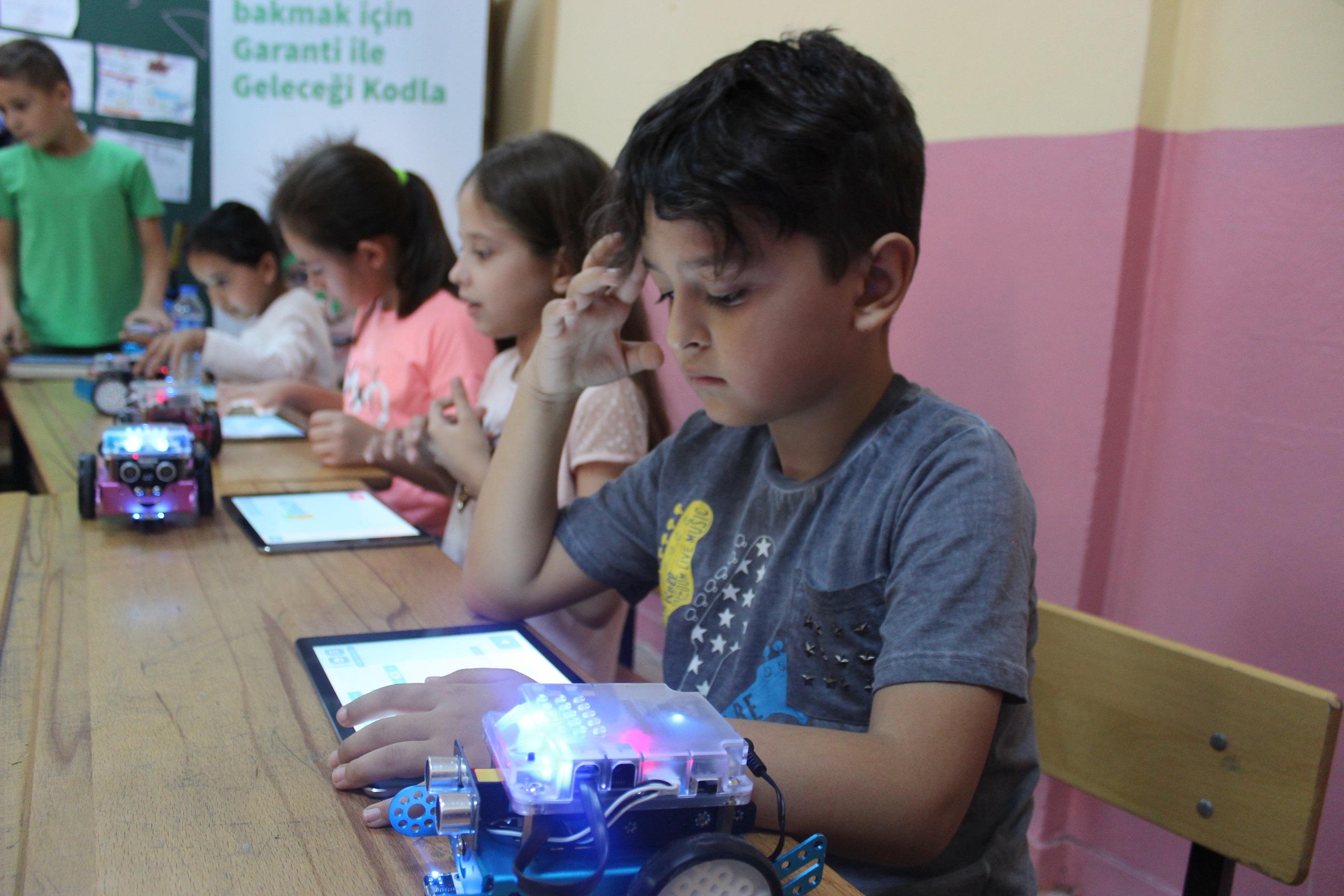 Photo of Garanti ile Geleceği Kodla Eğitimleri Sona Erdi!