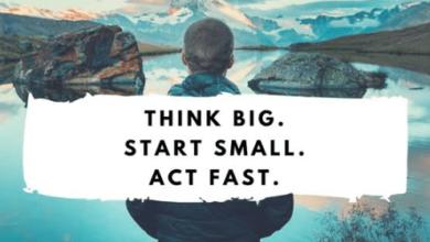 Photo of Neden Başarılı İnsanlar Küçük Düşünür?