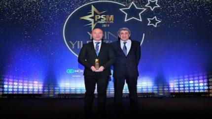 Anadolubank Başarı Ödülü Aldı
