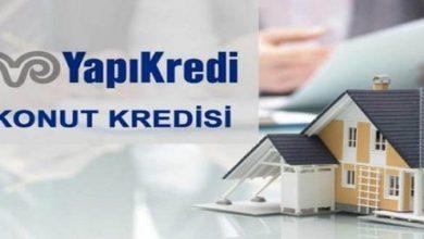 Photo of Yapı Kredi Konut Kredisi Faizini İndirdi!