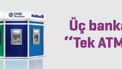 TEB, QNB Finansbank ve Denizbank ATM'lerinde Yenilik!