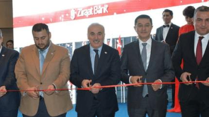 Ziraat Bankası Dördüncü Şubesini Özbekistan'da Açtı!