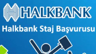 Photo of Halkbank Stajyer Alımı Yapacak!