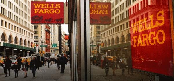 Wells Fargo Yüzde 4,9'luk Büyüme Elde Etti