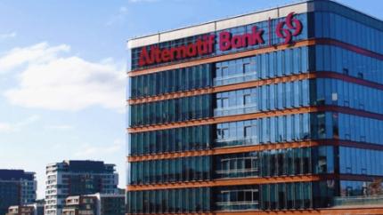 Alternatif Bank ve İştirakleri 1,5 Milyon Lira Destek Verdi