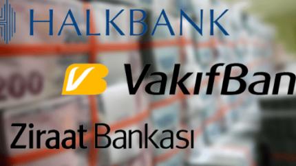 Kamu Bankaları Açıkladı: 100 Başvurudan 86'si Karşılandı!