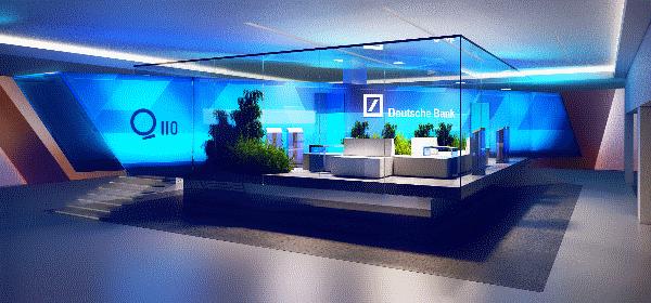 Deutsche Bank Teknoloji Sistemlerini Yeniden Canlandıracak