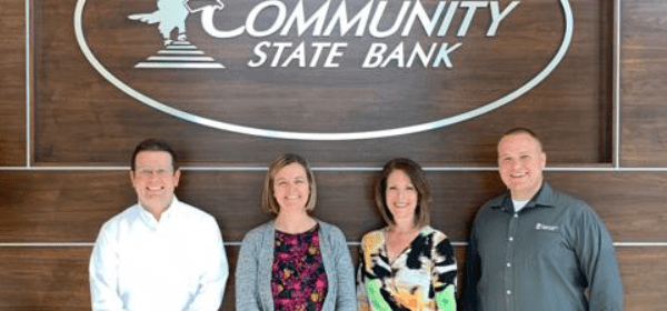 Community State Bank Kenosha Şubesini Açtı