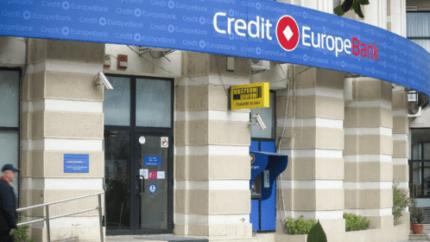 Credit Europe Bank Rusya'nın En İyi Bankaları Listesine Girdi