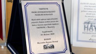 Photo of HAYKOD Vakıfbank'tan 10 Ton Mama Desteği Aldı