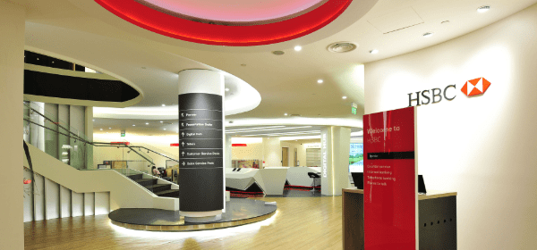 HSBC Bank Singapur'daki Şubelerini Yeniden Açıyor