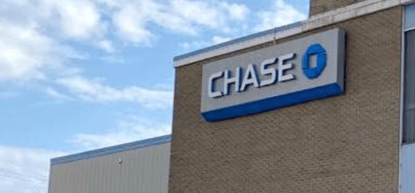Chase Bank Wayne County'deki Şubesini Kapatıyor