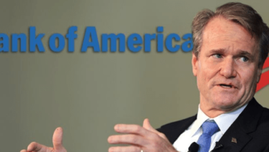 Photo of Bank of America CEO'su Brian Moynihan
