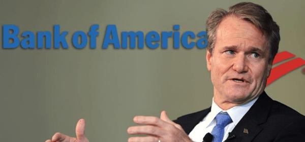 Bank of America CEO'su Brian Moynihan