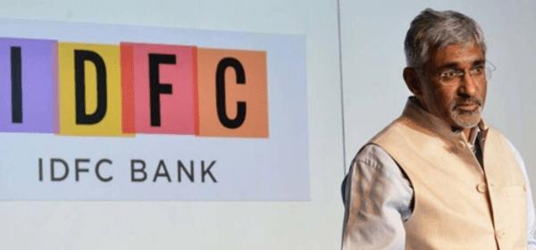 IDFC First Bank'ın İcracı Olmayan Başkanı Rajiv Lall İstifa Etti