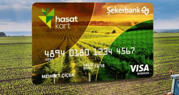 Şekerbank ve Trakya Birlik'ten Çiftçilere Özel Hasat Kart