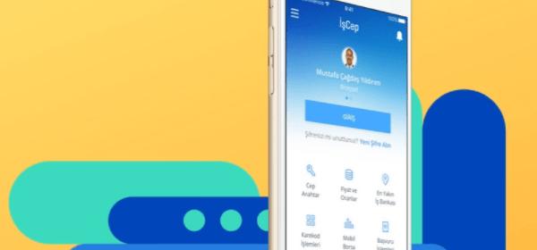İş Bankası'ndan Ticari Müşterilere TekCep Uygulaması