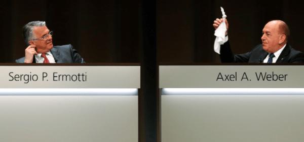 İsviçre'deki İki Dev Banka Birleşmeye Hazırlanıyor