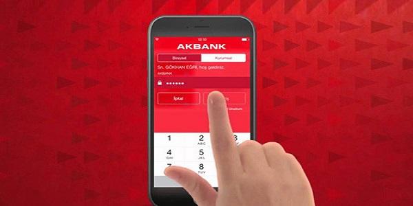 Akbank'tan IBAN Yerine Telefon Numarası ile Transfer