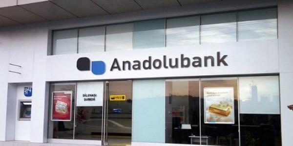 Anadolubank Kolay Adres Sistemine Geçti