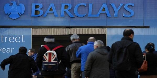 Barclays Crook Şubesini Şubat Ayında Kapatacak