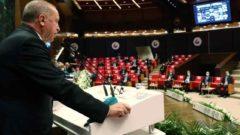 Cumhurbaşkanı Erdoğan Faiz ve Enflasyon Açıklaması Yaptı