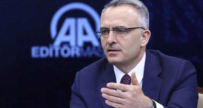 TCMB Başkanı Ağbal Ekonomiyi Değerlendirdi