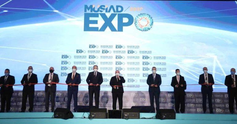 Türkiye Finans MÜSİAD EXPO 2020 İçin Stant Kurdu