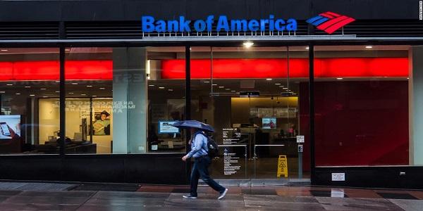 Bank of America Yeni Hizmetini Piyasaya Sürdü