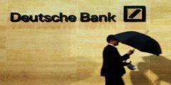 Deutsche Bank'tan 350 Milyon Dolarlık Borç Alacak!