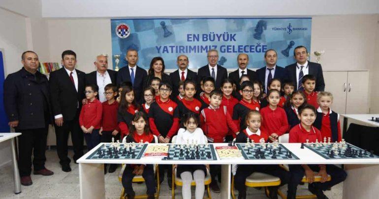 İş Bankası Türkiye Satranç Federasyonu İçin Özel Etkinlik Düzenledi