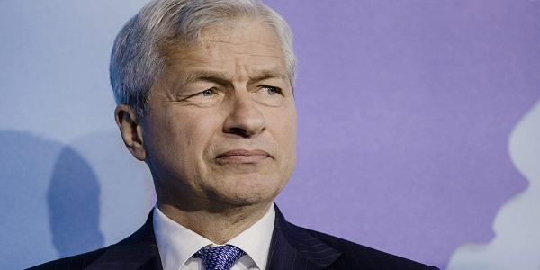 JP Morgan'ın CEO'su Yıl Sonu Bilançosundan Umutlu