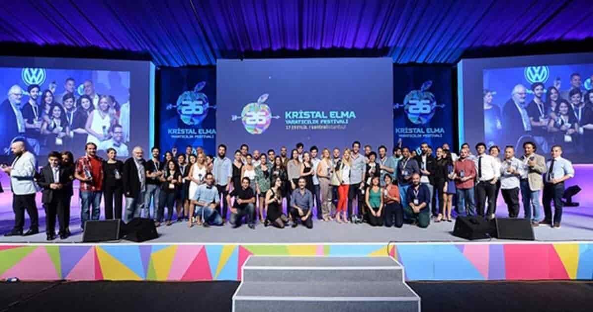 Türkiye Finans Kristal Elma'dan Üç Ödül Aldı