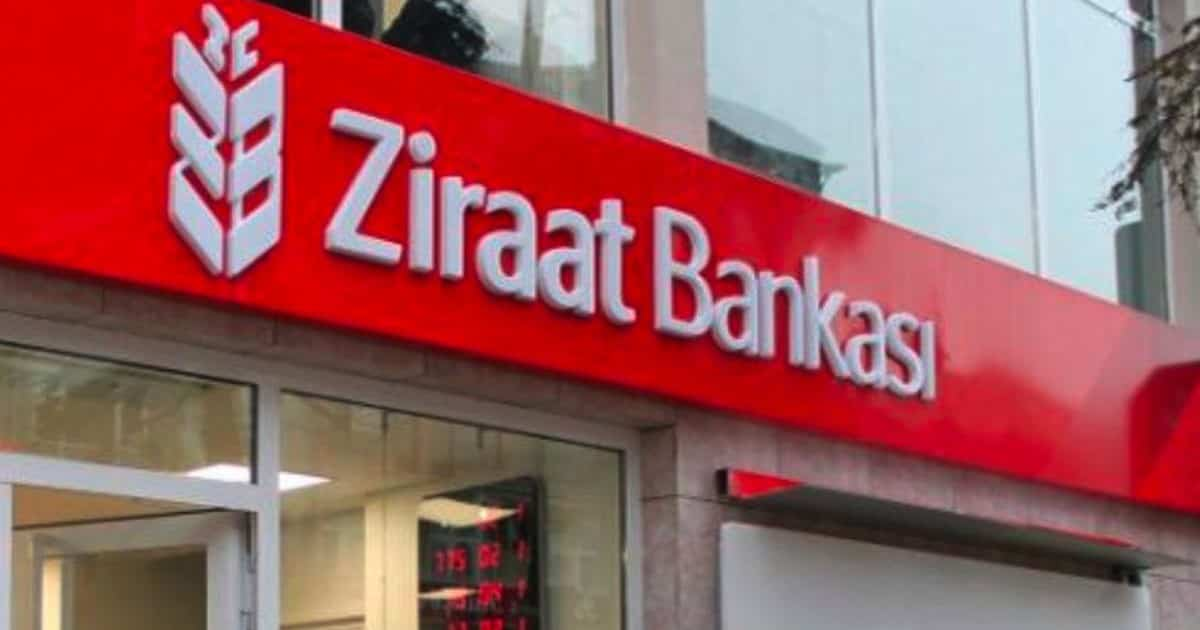 Ziraat Bankası Çalışma Saatleri Güncellendi!